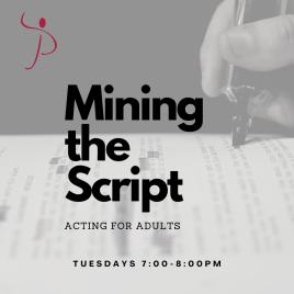 Mining the Script