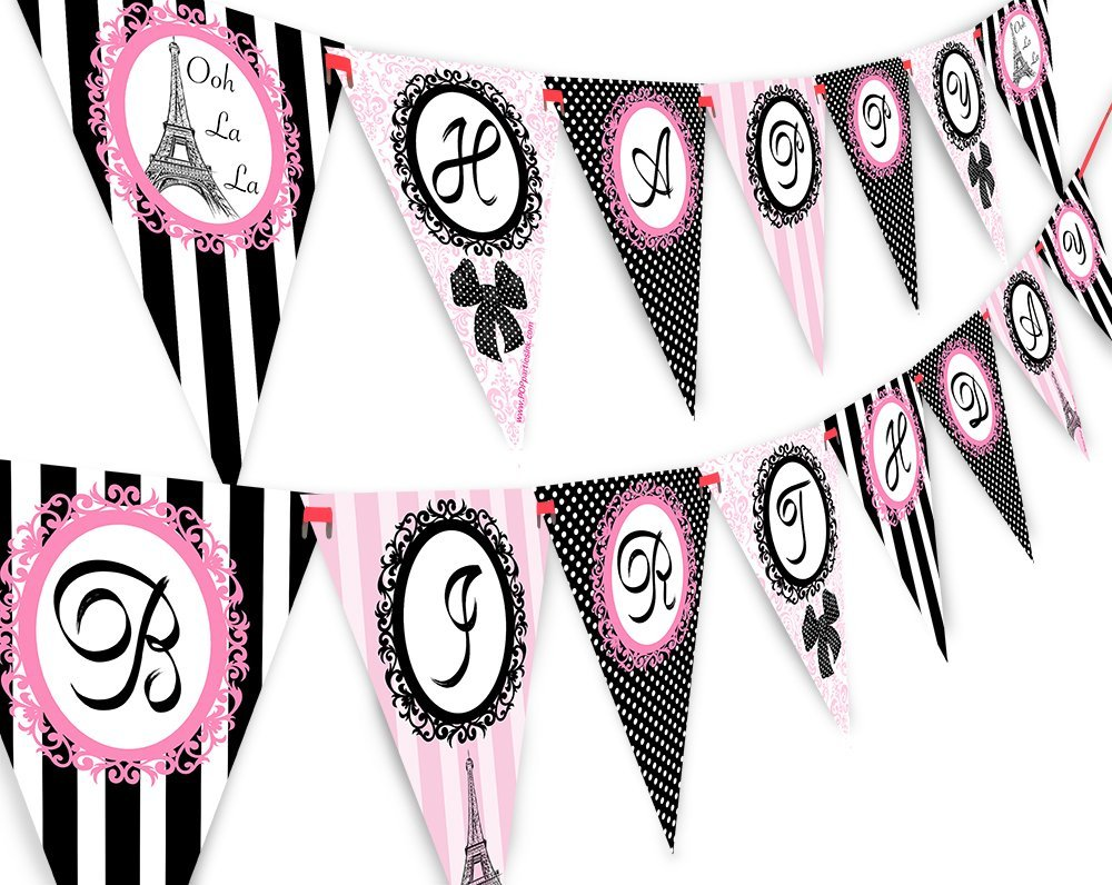 Happy Birthday Banner Black Pennant With Golden Gauze Happy Birthday Banner Black Sign For Birthday Party Decorations Toys Games Banners