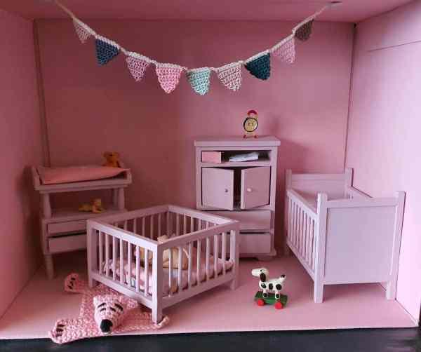 Kinderkamer Sterre