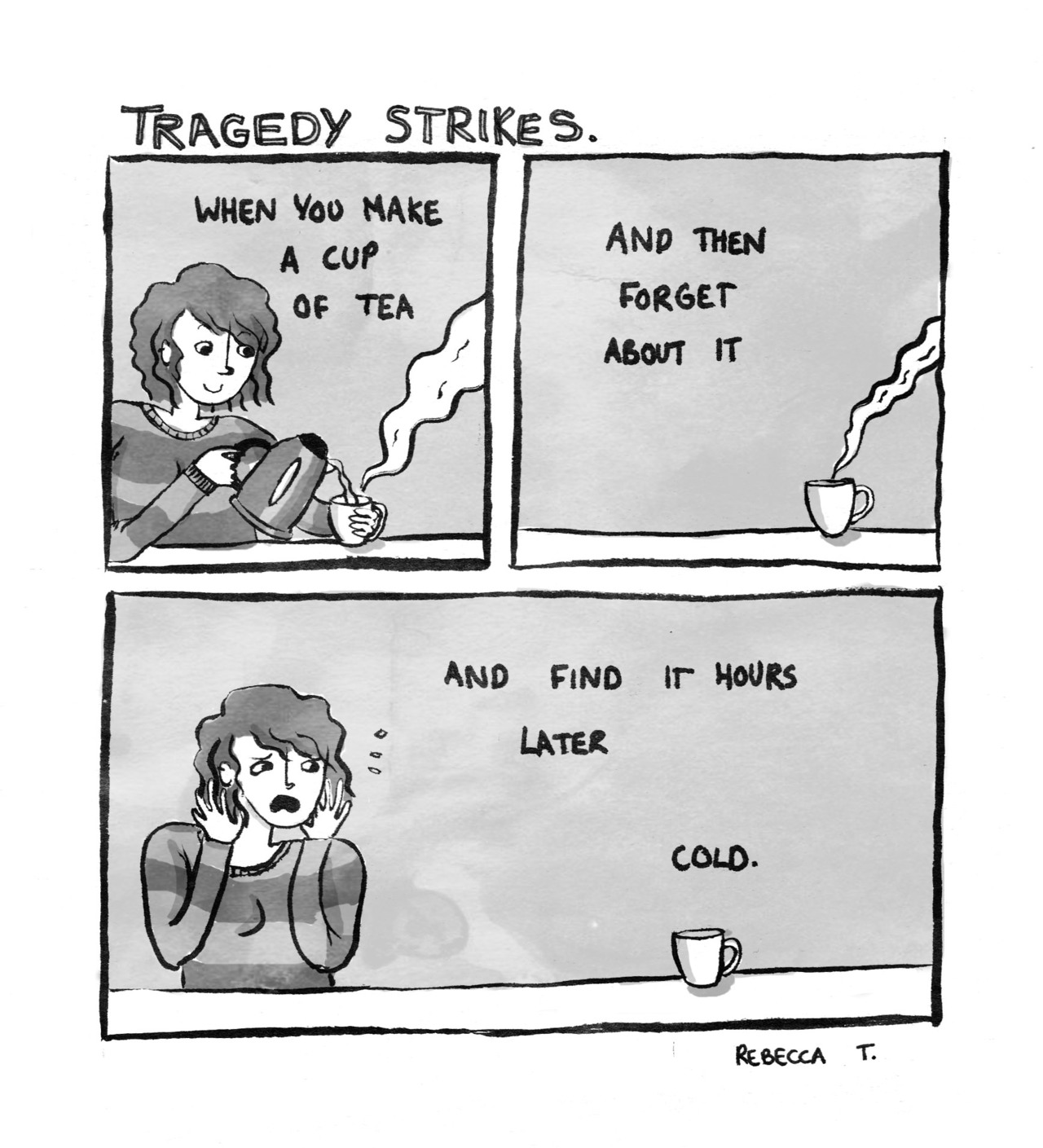 A Mundane Tragedy Is Actually A Great Lesson In