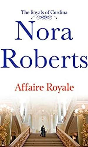 Affaire Royale by Nora Roberts - Poppies and Jasmine