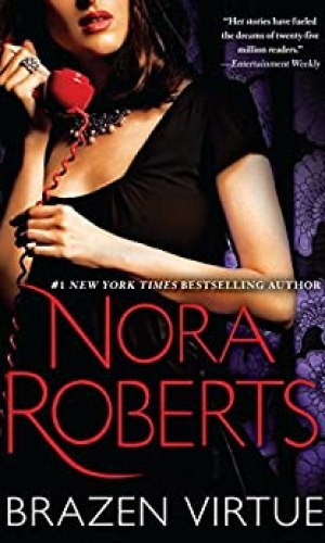Brazen Virtue by Nora Roberts - Poppies and Jasmine