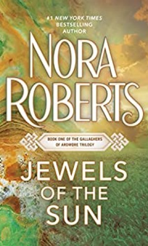 Jewels Of The Sun by Nora Roberts - Poppies and Jasmine