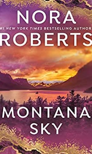 Montana Sky by Nora Roberts - Poppies and Jasmine