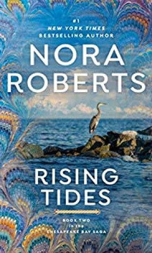 Rising Tides by Nora Roberts - Poppies and Jasmine