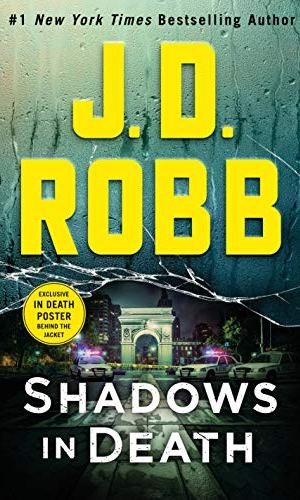 Shadows In Death by JD Robb - Poppies and Jasmine