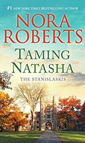 Taming Natasha by Nora Roberts - Poppies and Jasmine