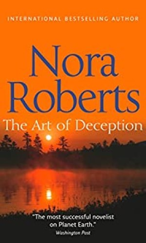The Art Of Deception by Nora Roberts - Poppies and Jasmine
