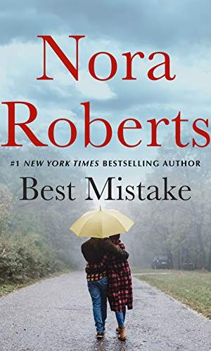 The Best Mistake by Nora Roberts - Poppies and Jasmine