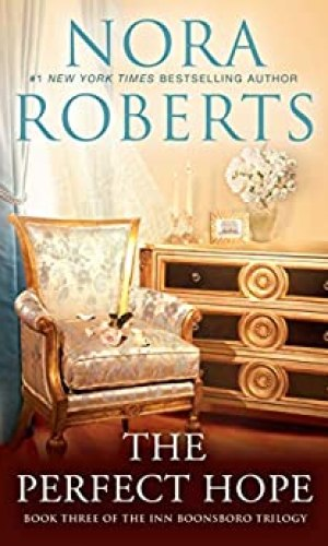 The Perfect Hope by Nora Roberts - Poppies and Jasmine