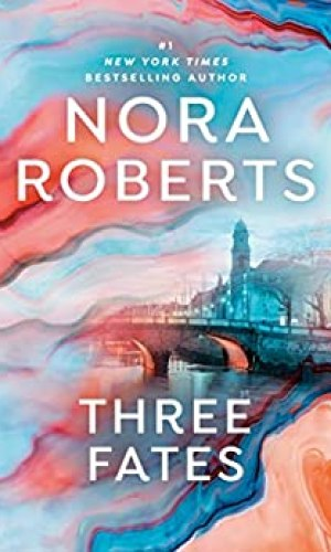 Three Fates by Nora Roberts - Poppies and Jasmine