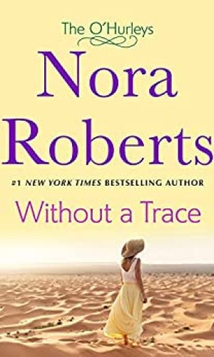 Without A Trace by Nora Roberts - Poppies and Jasmine