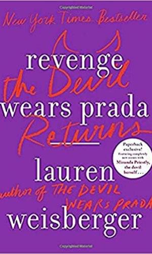 Revenge Wears Prada - Lauren Weisberger | Poppies and Jasmine