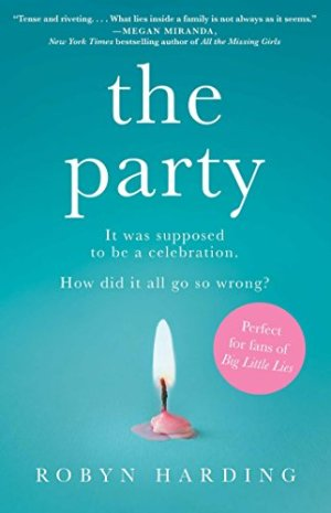 The Party - Robyn Harding | Poppies and Jasmine