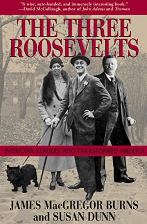 The Three Roosevelts - James MacGregor Burns | Books I Read - Poppies and Jasmine