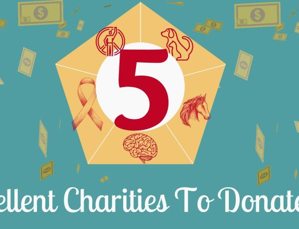Five Excellent Charities To Donate To | Poppies and Jasmine