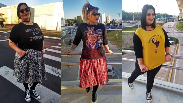 A moda geek plus size da Gudamagoo estreia no Pop Plus