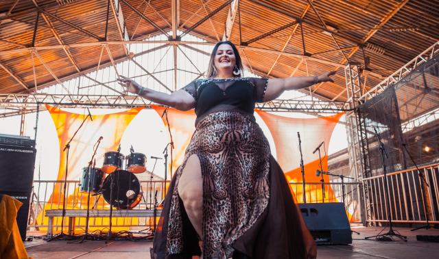 Diário de Quarentena: Raquel Rodrigues – dançarina e professora de dança do ventre