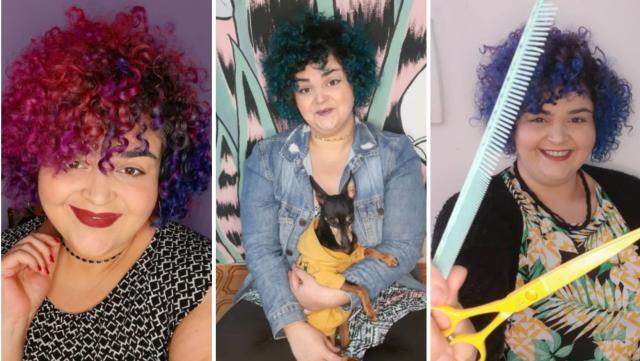 Cuidados com cabelos cacheados e coloridos: saiba tudo com Jack Camicia