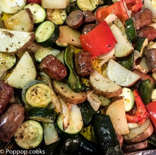 Sausage-and-Med-Veggies-4-poppopcooks.com