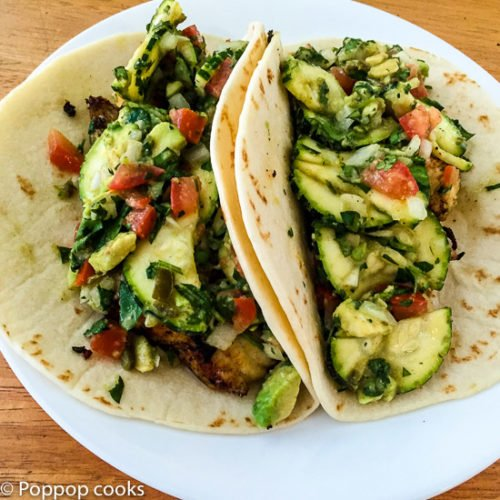 Quick Easy Fish Tacos-8-poppopcooks.com