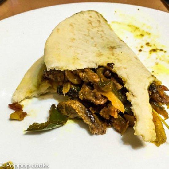 Beef Fajitas-6-poppopcooks.com
