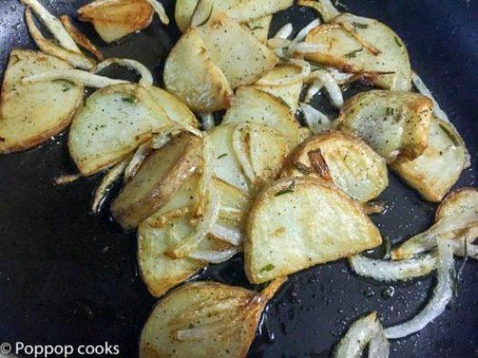 Lemon Garlic Butter Filet of Sole-5-poppopcooks.com