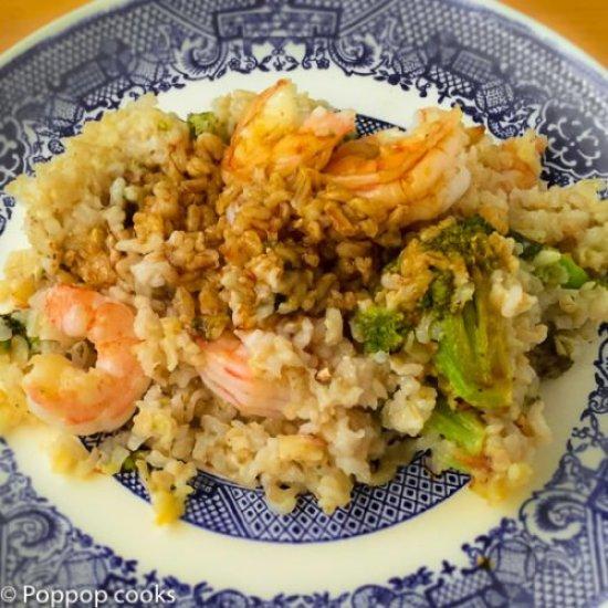 shrimp-broccoli-stir-fried-rice-8-poppopcooks.com