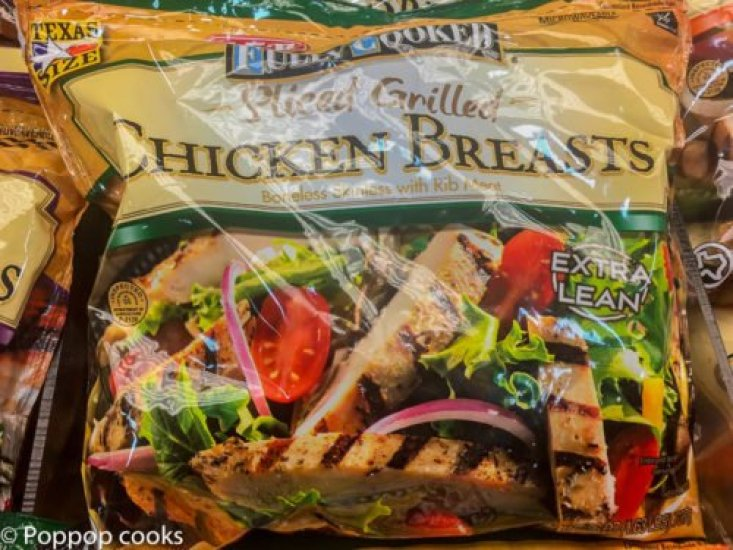 Shortcut for quick and easy chicken tacos