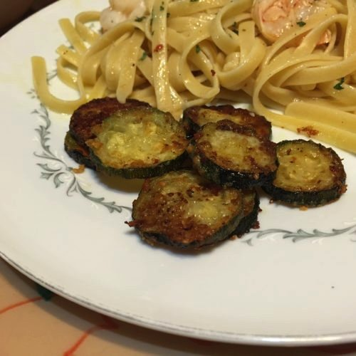 oven baked parmesan crusted zucchini2-2-poppopcooks.com