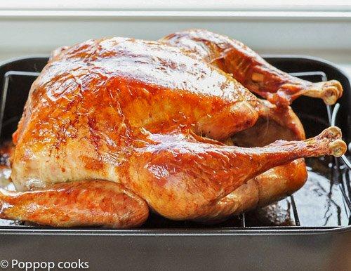 Holiday Turkey-poppopcooks.com-thanksgiving-