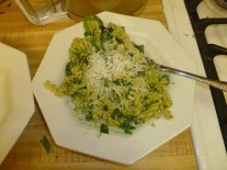 Broccoli Pesto & Fusilli Plated
