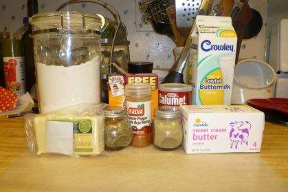 Biscuit Dough Ingredients