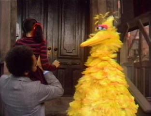 old shool big bird