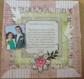 Song of Solomon reading- Claire Burrell mother of the Groom
