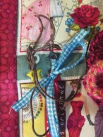 Cord and ribbon laces to tie