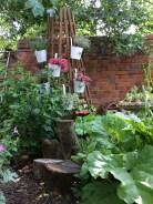 Trellis planter