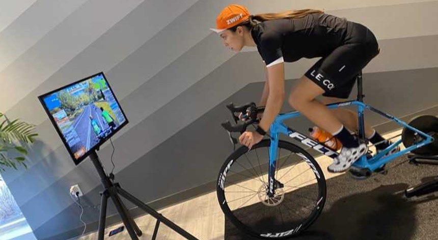 Zwift and women's history month