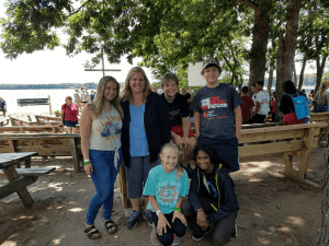"""Children's Ministry """"Together"""" at Camp Wapo"""