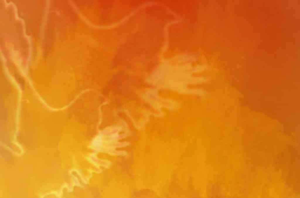 From Milt: Easter Ends, Pentecost Appears