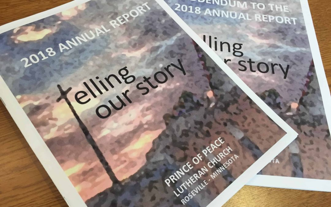 Pastor Peter: Bring Us Your Story