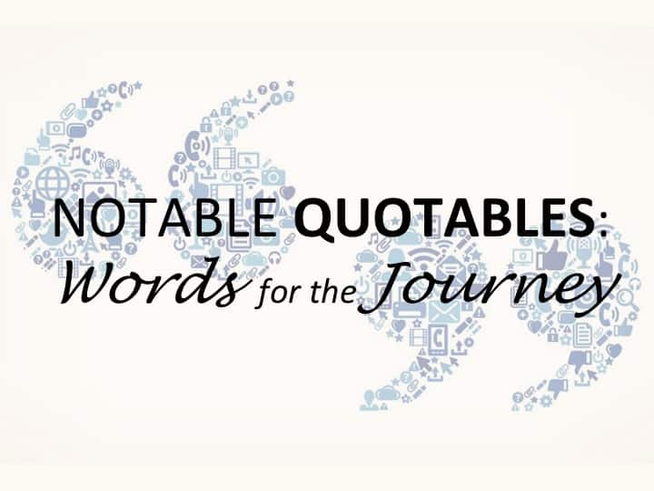 Pastor Ruth: Words for the Journey