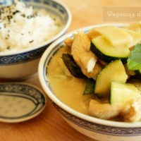 Thai green curry - Oryginalne tajskie zielone curry