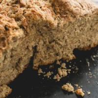 Irish soda bread - Irlandzki chleb sodowy