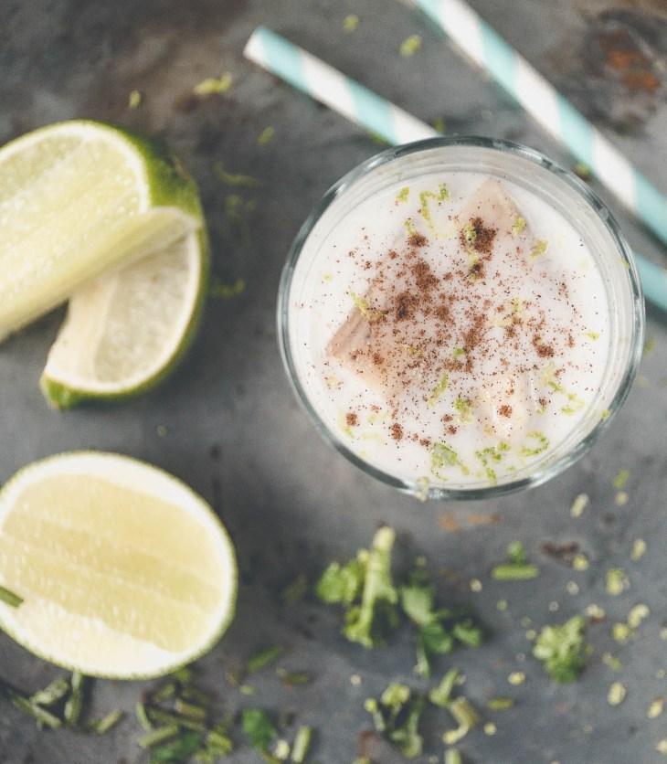 Kluay buat chee - Banany w mleku kokosowym