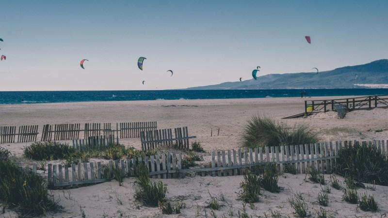 Kitesurfing w Tarifie