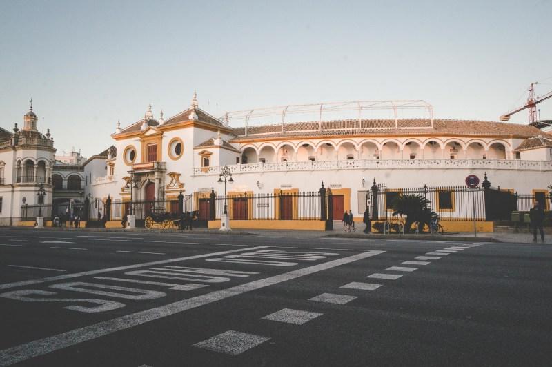 La Plaza de Toros de la Maestranza