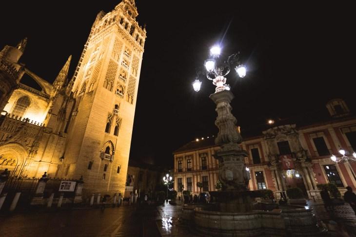 Sewilla, Giralda - Hiszpania, Andaluzja