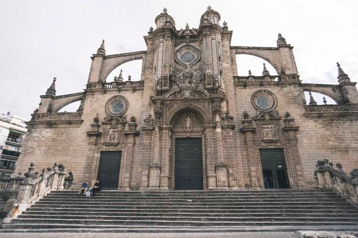 katedra w Jerez de la Frontera, Andaluzja, Hiszpania