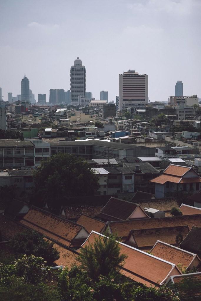 Bangkok z góry